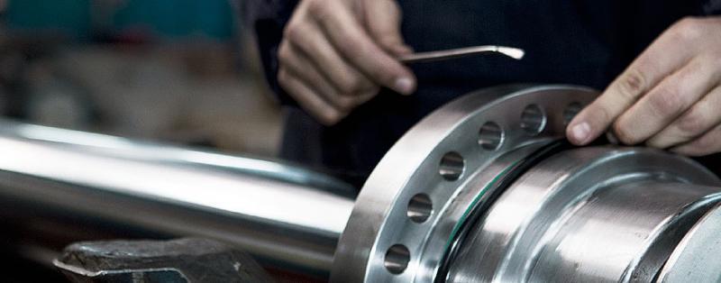 Fábrica de cilindros
