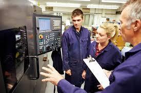 Manutenção de máquinas extrusoras