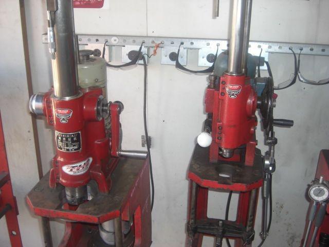 Retífica de cilindro